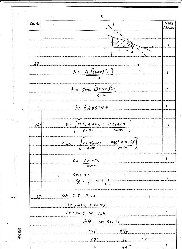 Basic Maths 004
