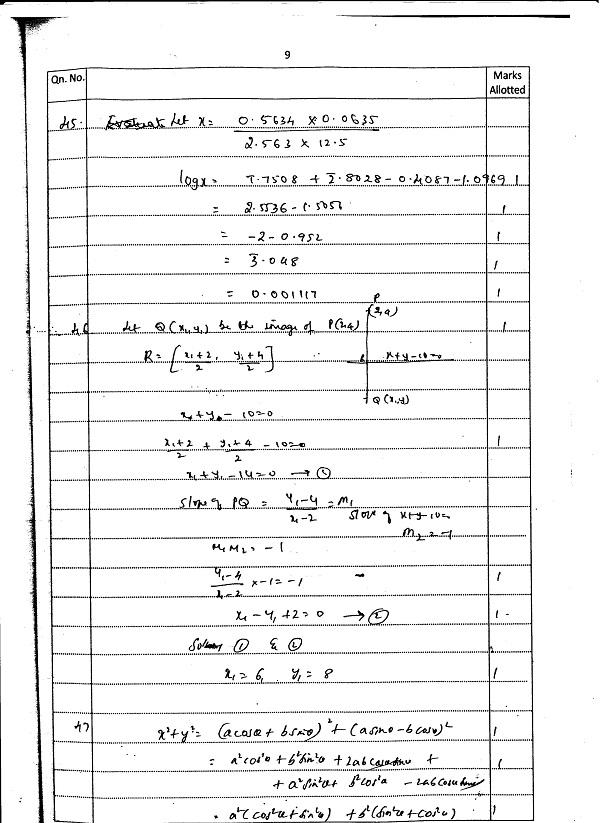 Basic Maths 008