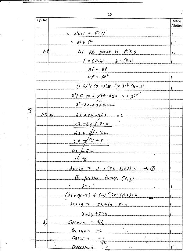 Basic Maths 009