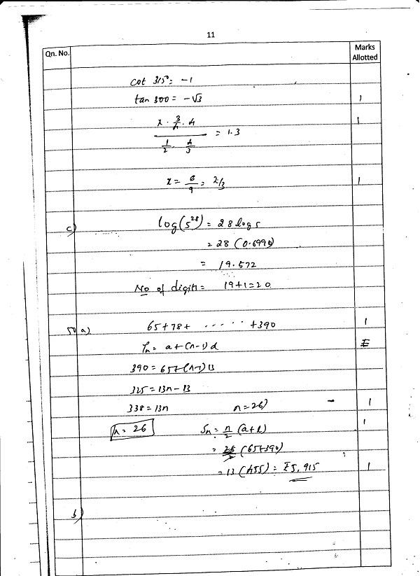 Basic Maths 010